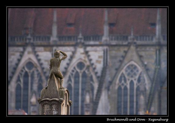 Bruckmandl - Regensburg
