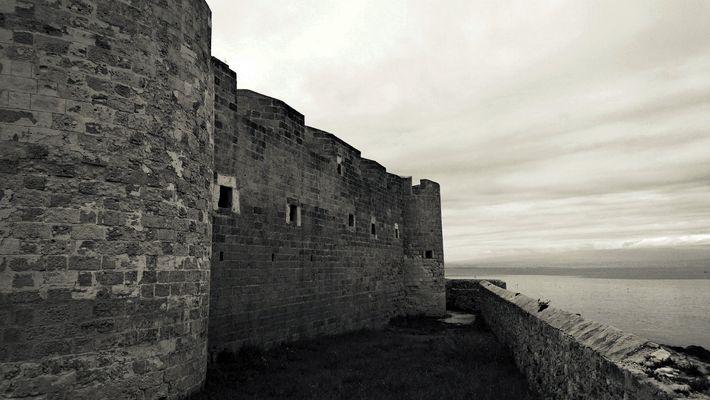 Brucoli's Castle