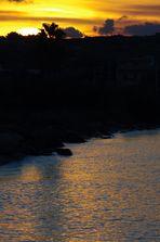 Brucoli's sunset