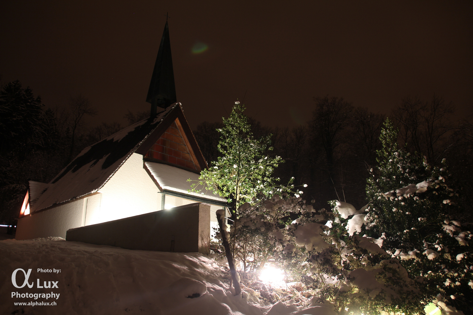 Bruderklausenkapelle