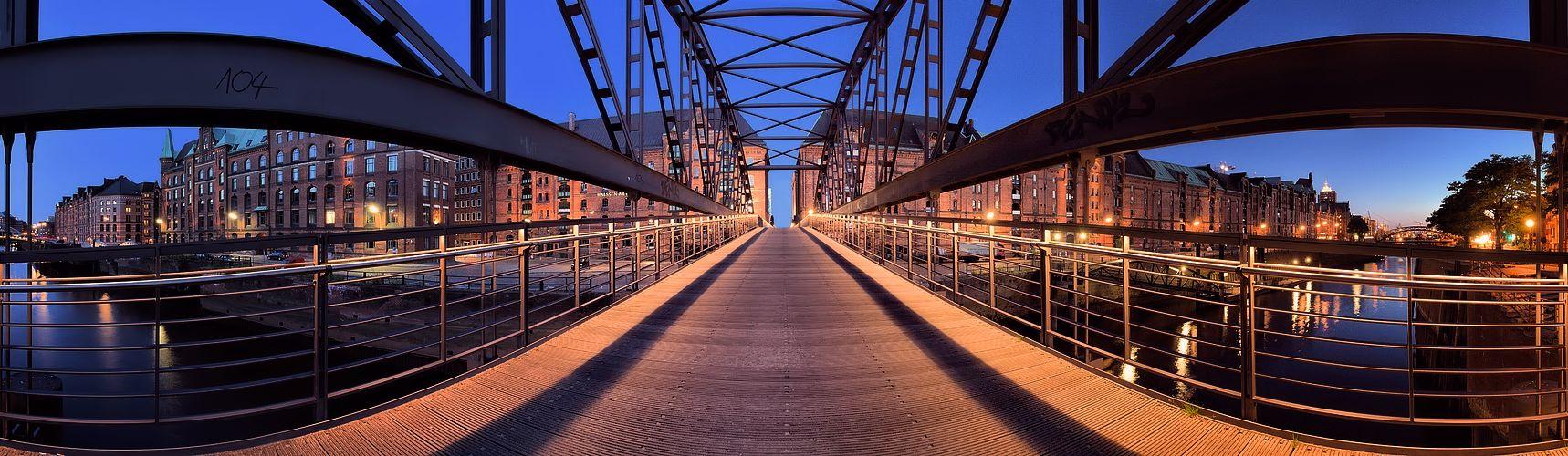 # Brücke #