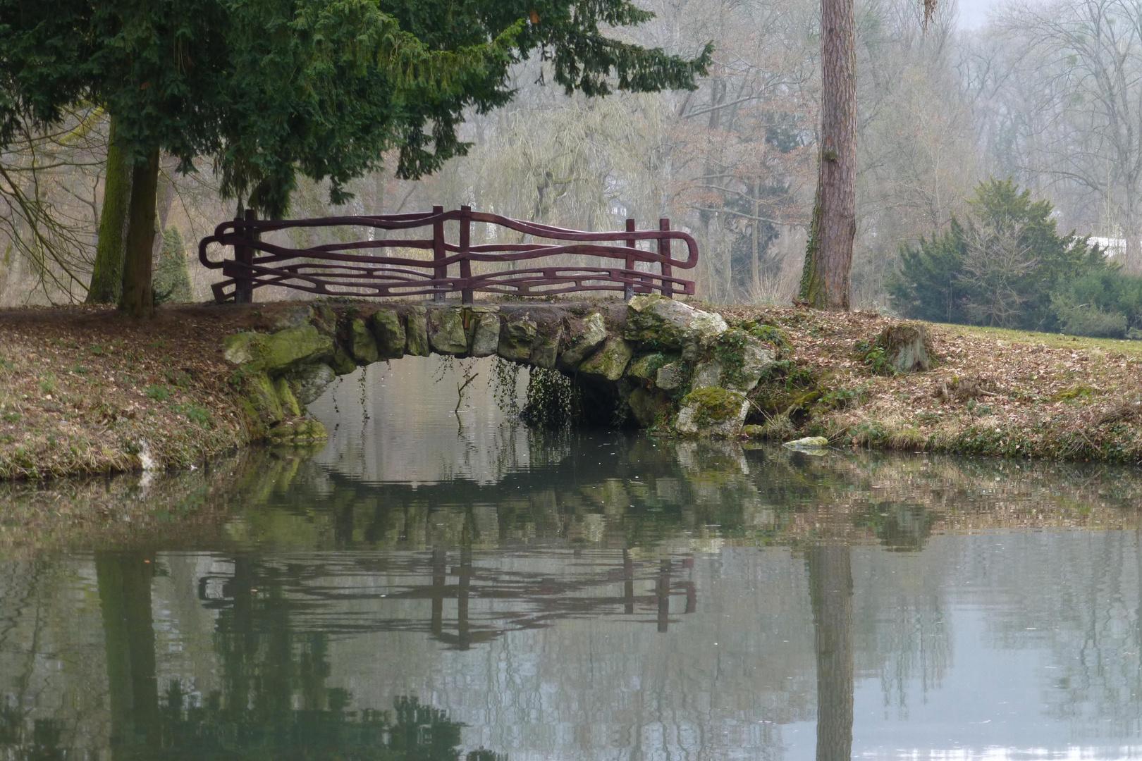 Brücke......