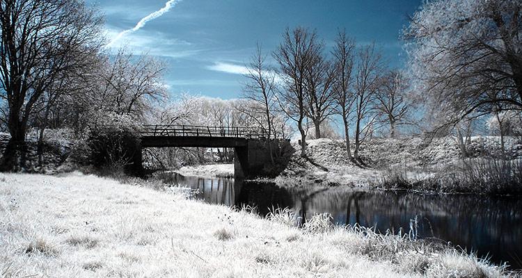 Brücke...