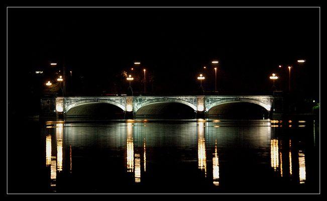 Brücke - Alster