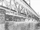 Brücke am Baldeneysee