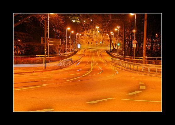 Brücke am Brückenkopf, Essen Margarethenhöhe