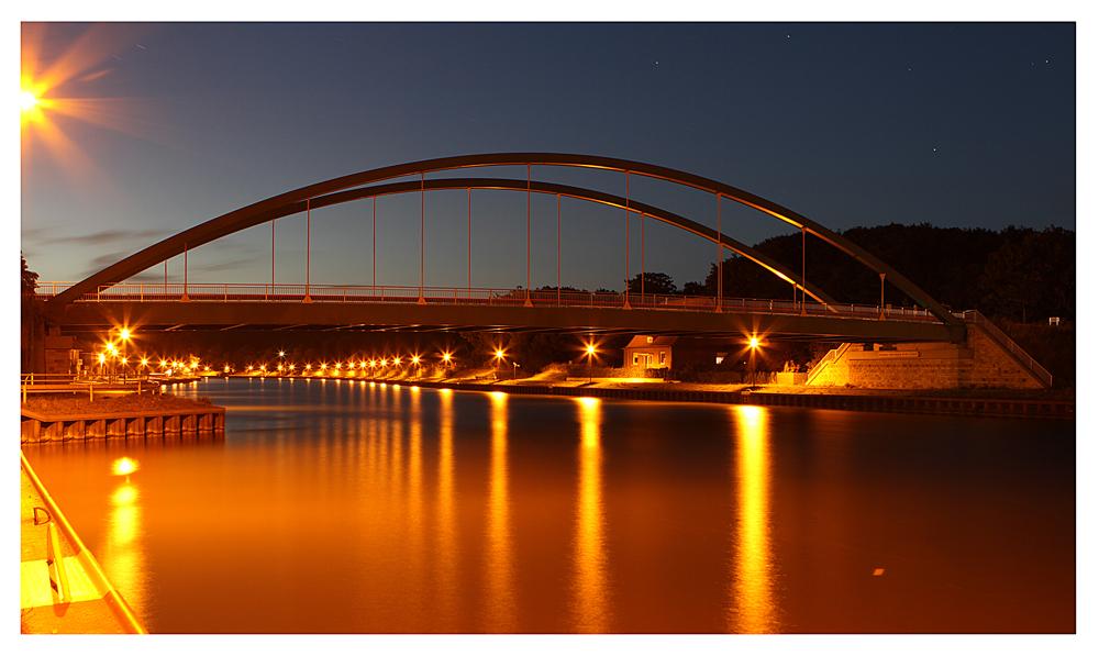 Brücke am Dortmund-Ems-Kanal