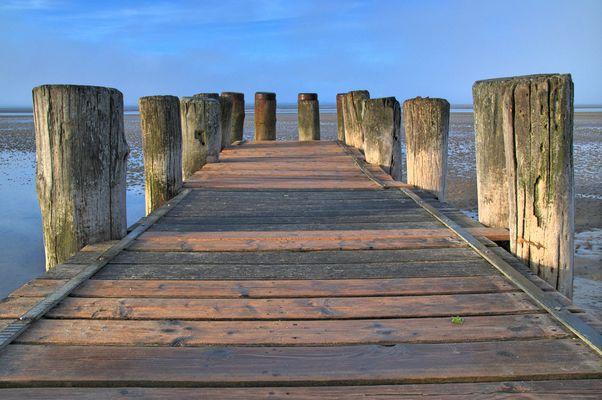 Brücke am Südstand