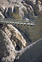 Brücke an der Strasse Manali-Leh