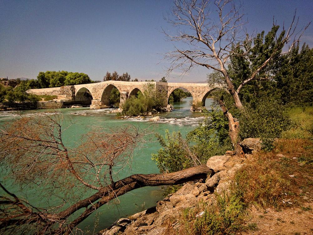 Brücke bei Aspendos