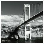 Brücke bei Bergen