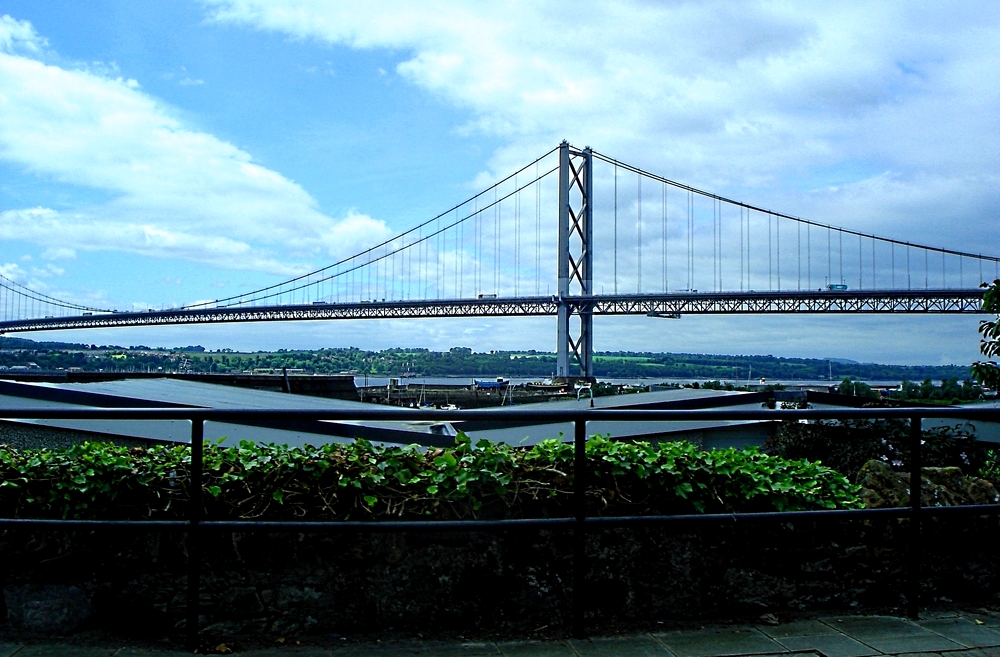 Brücke bei Edinburgh