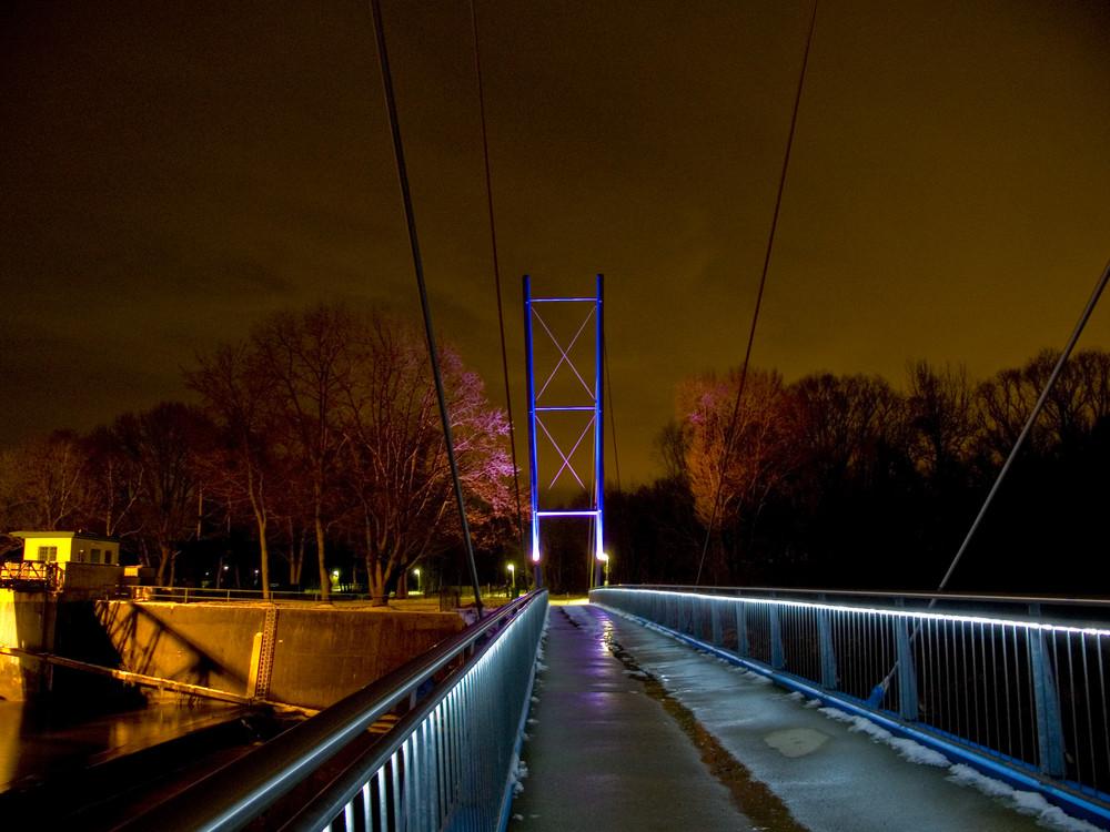 Brücke bei Haltern am See (an der Walze)