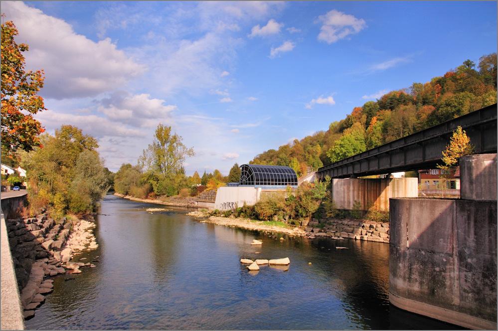Brücke bei Rottenburg
