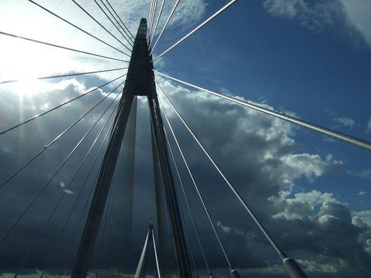 Brücke bei Uddevalla