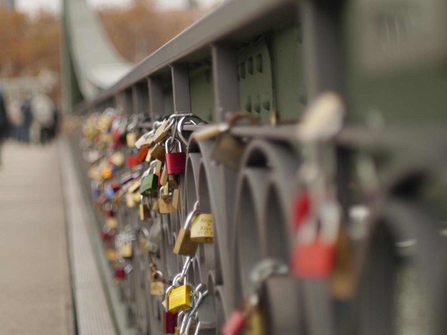 Brücke der Liebe