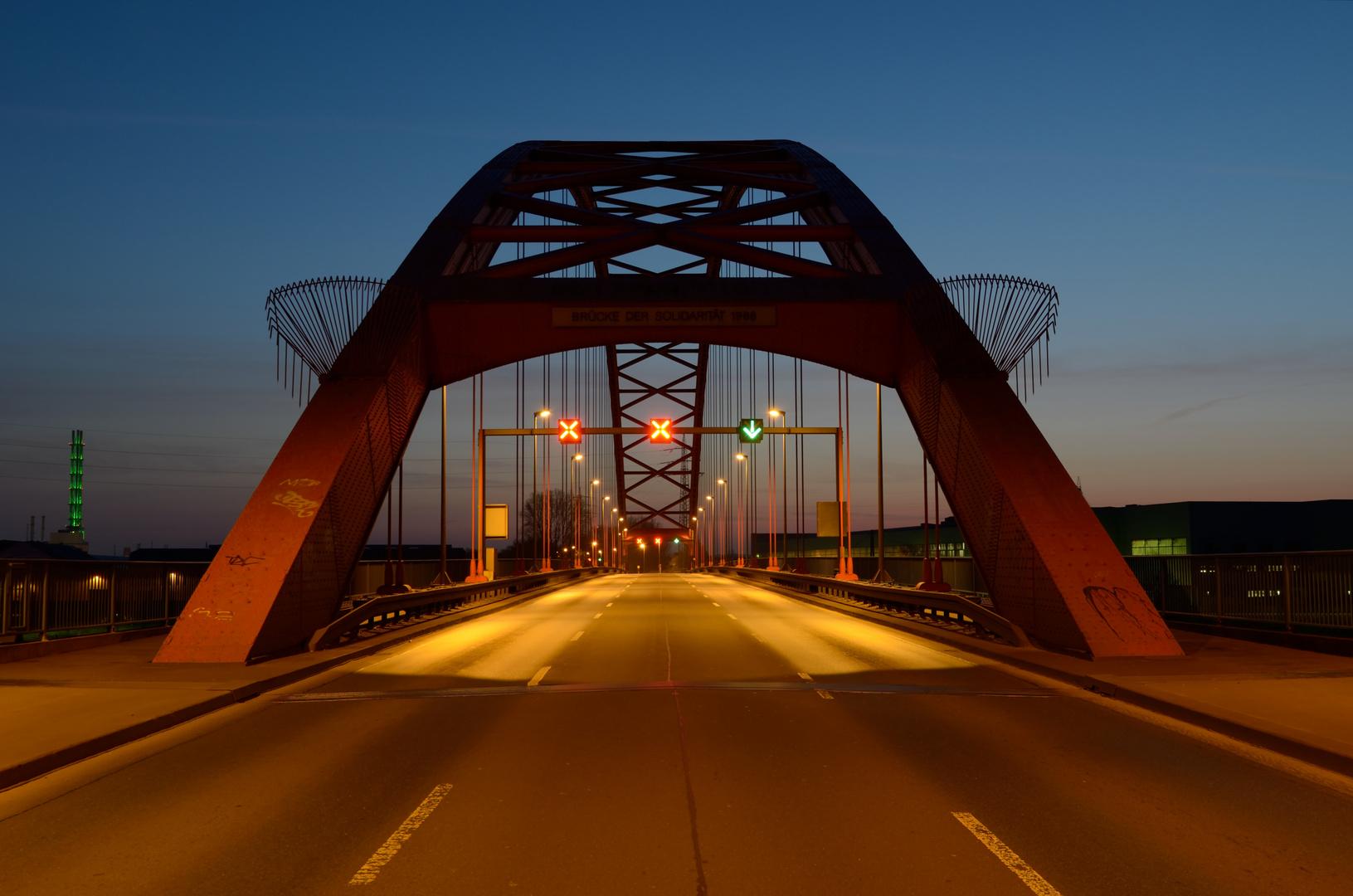 Brücke der Solidarität