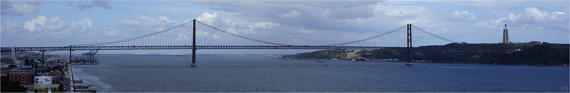 Brücke des 25. April