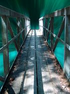 Brücke durch die Zeit / Bridge which leads you trough time