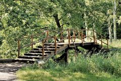 Brücke im Beckerbruch