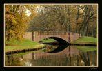 Brücke im Bremer Bürgerpark