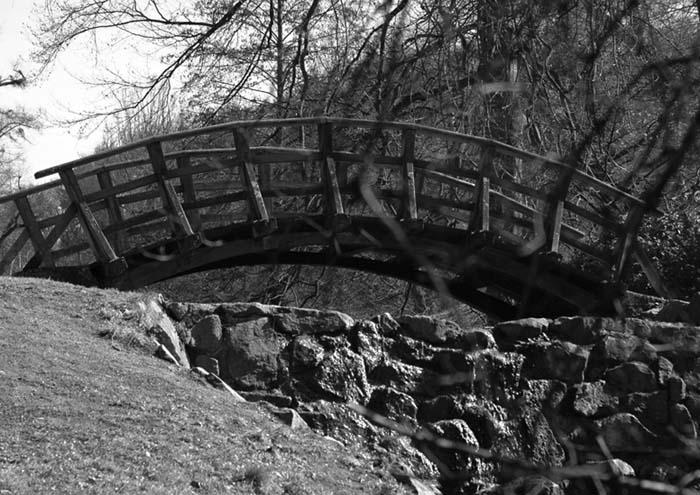 Brücke im Fürstenlager
