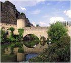 Brücke im Grund