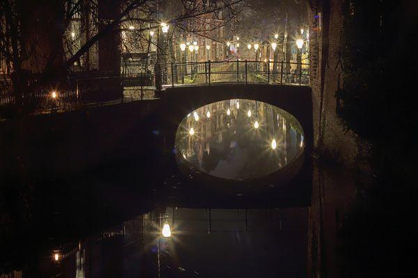 Brücke in Amersfoort