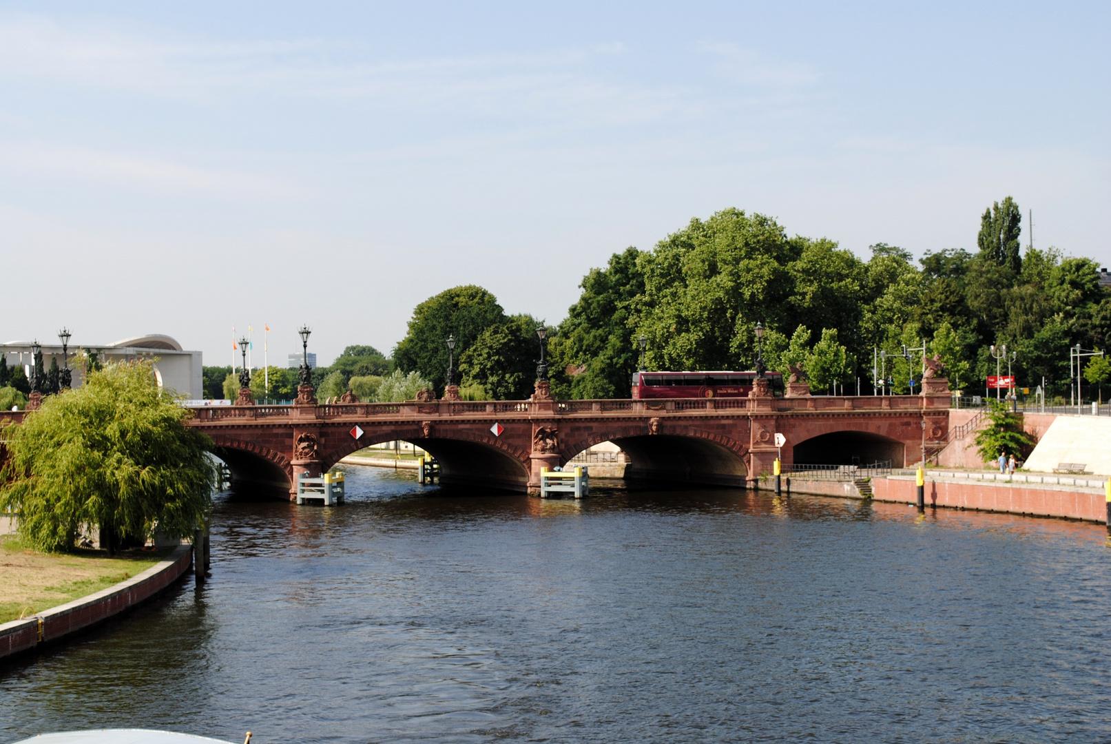 Brücke in Berlin