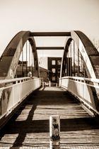 Brücke in Berlin Mitte