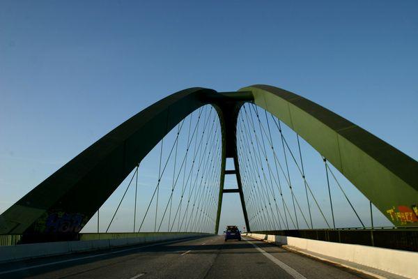 Brücke in die Freiheit des Nordens