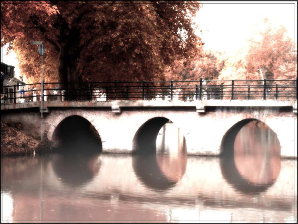 Brücke in Goes