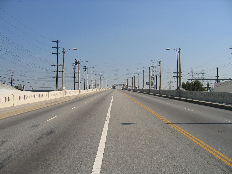 Brücke in Los Angeles