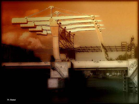 Brücke in NL