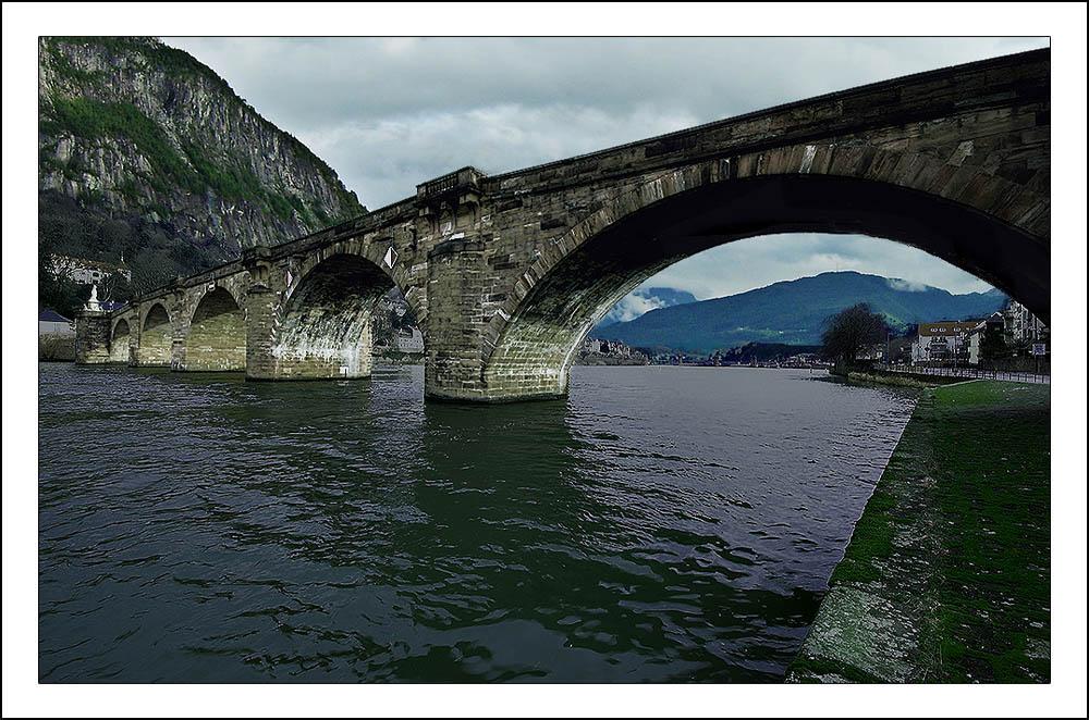 Brücke in Norwegen???