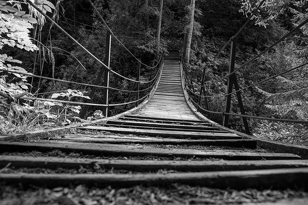 Brücke in Tirol