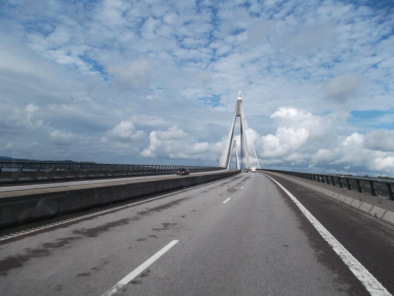 Brücke in Uddevalla