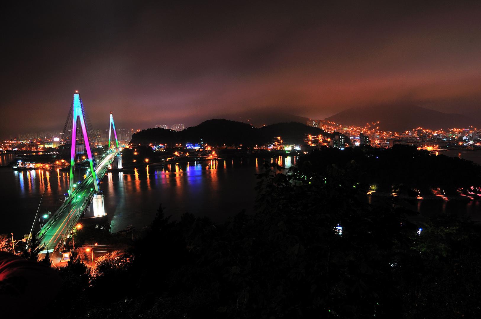 Brücke in Yeosu (Korea)_3