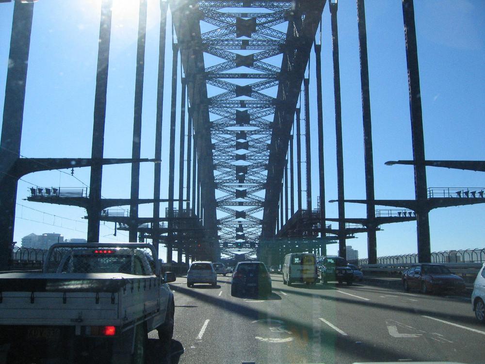 Brücke Innenansicht