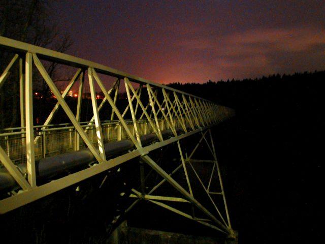 Brücke ins Dunkel 1