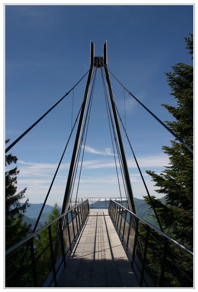 Brücke ins Freie