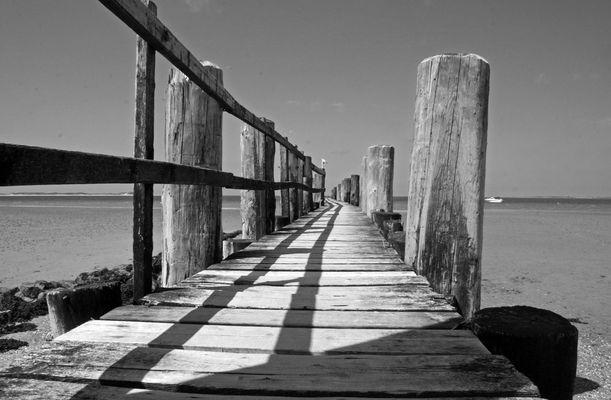 Brücke ins Meer 2