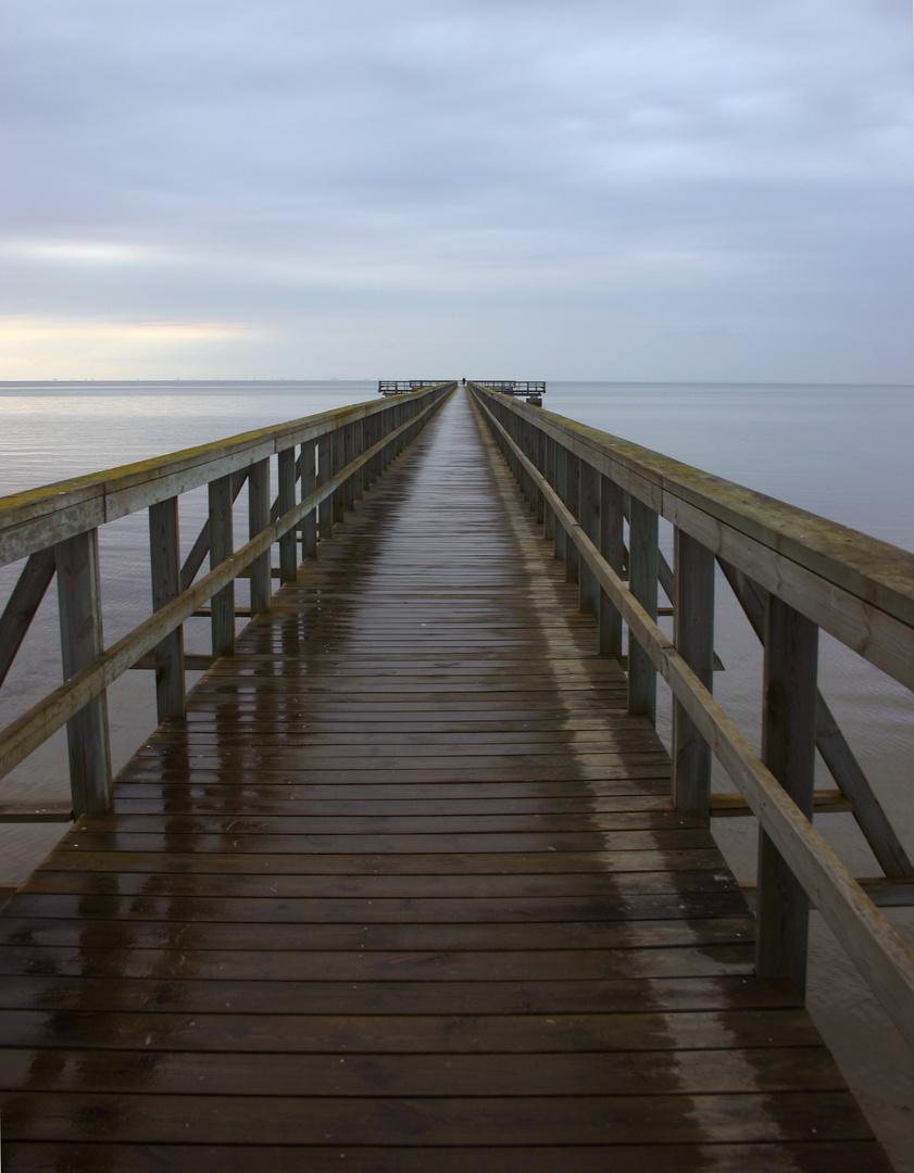 Brücke ins Unendliche