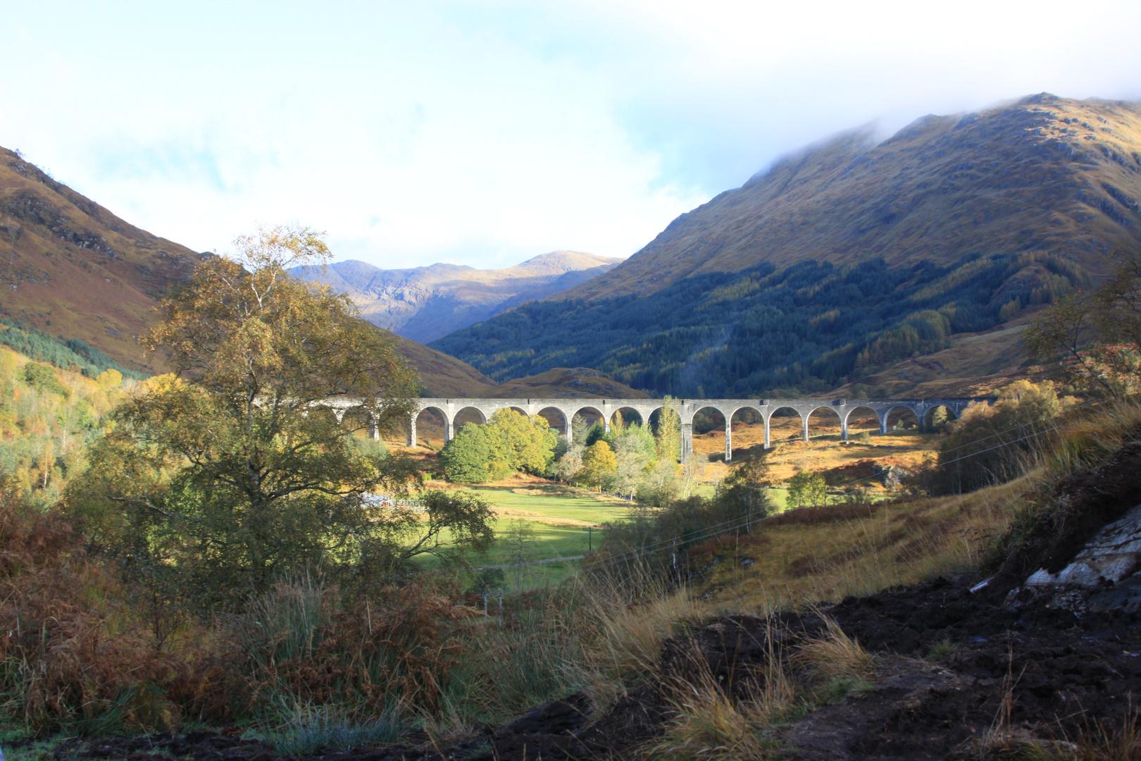 """Brücke nach """"Hogwarts"""""""