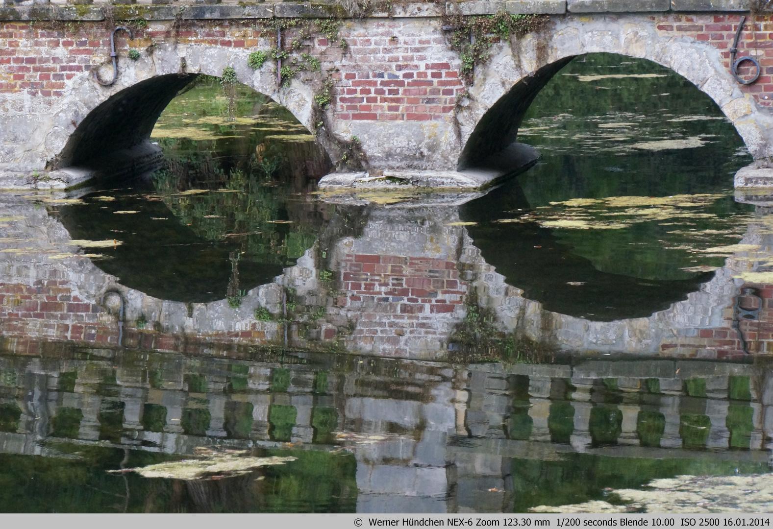 Brücke Schloss Dyck