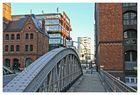 Brücke Speicherstadt