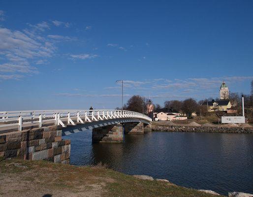 Brücke Suomenlinna