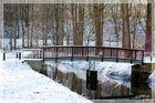 Brücke uber der Wetering