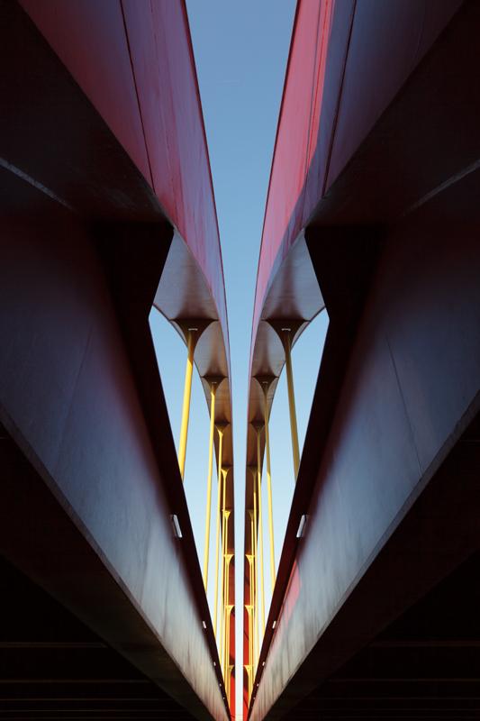 Brücke über BAB 38