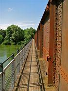 ... Brücke über den Doubs !!!..
